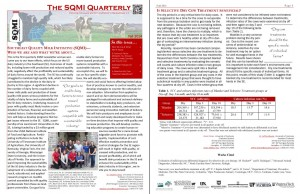 Fall 2014 SQMI Newsletter