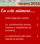 Summer 2015 - SQMI Newsletter - Spanish1